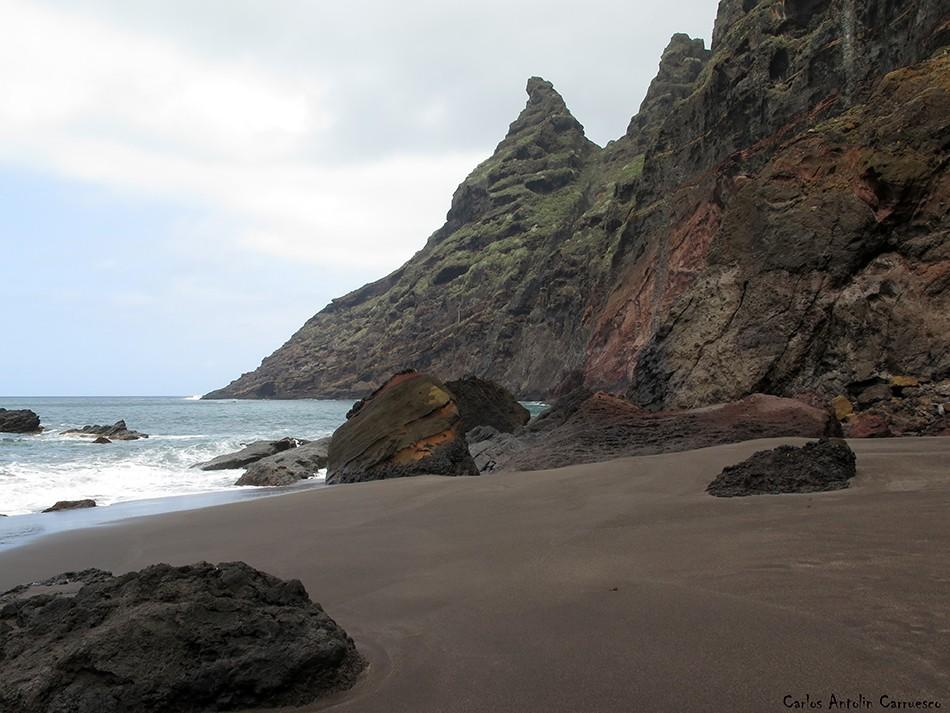 Pachila - Anaga - Tenerife - picacho de magín