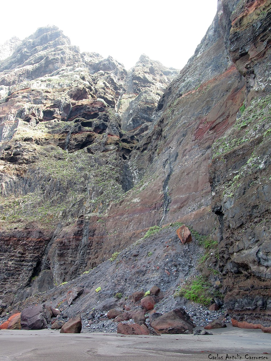 Pachila - Anaga - Tenerife - la angostura