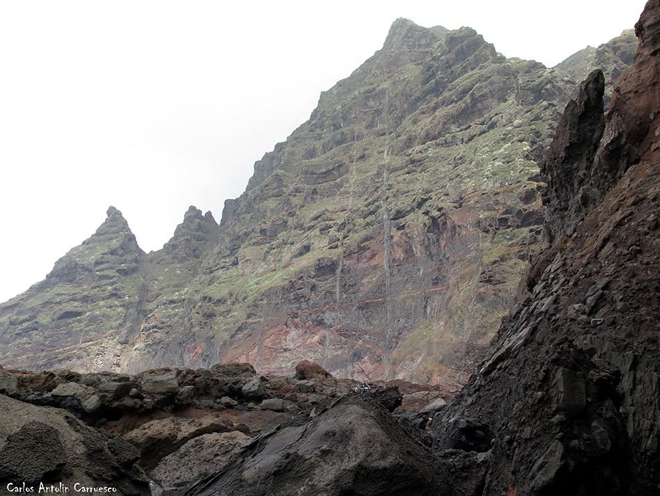 Punta de Adar - Anaga - Tenerife - picacho de magin