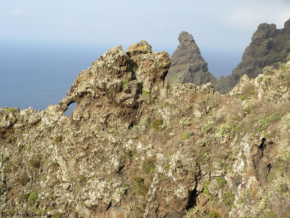 La Cuchilla - Picacho de Magín - Tenerife