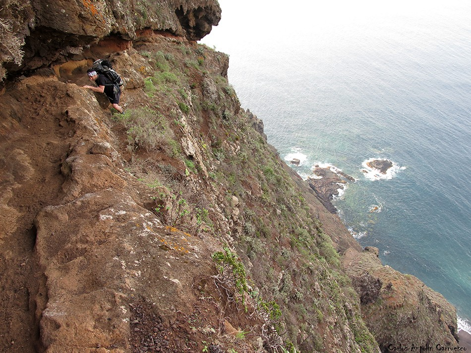 La Veta de Los Guirres - Anaga - Tenerife - punta de adar