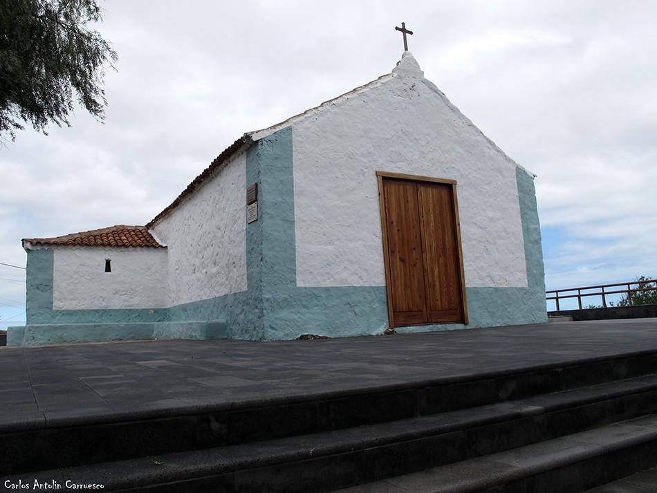 Las Vegas - Granadilla de Abona - Tenerife - Ermita de Nuestra Señora de La Esperanza