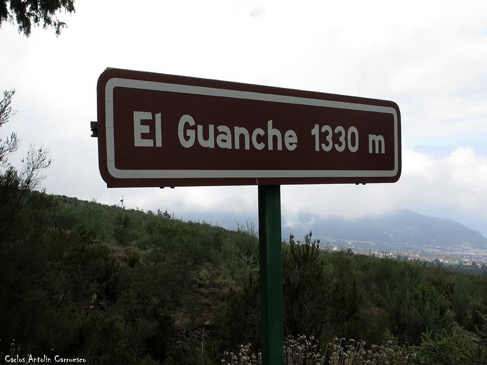 Mirador El Guanche - TF21 - La Orotava - Tenerife