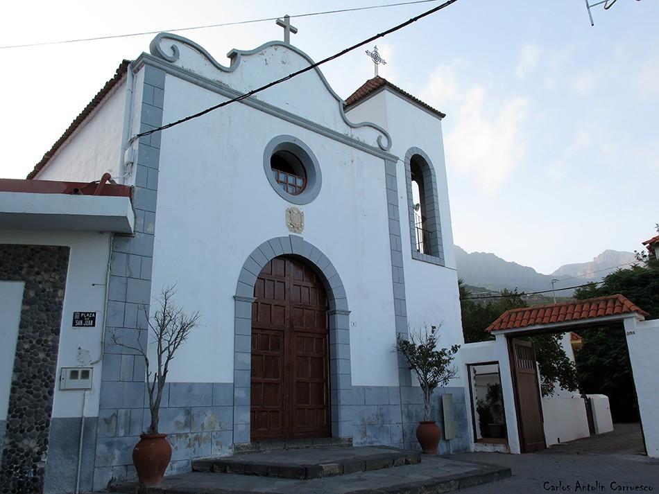 Capilla de San Juan - Güimar - Tenerife
