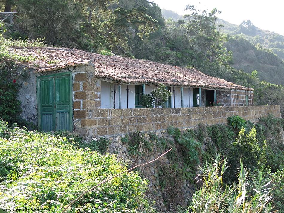 Agulo - El Roquillo - GR132 - La Gomera
