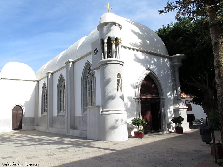 Agulo - La Gomera - iglesia de san marcos