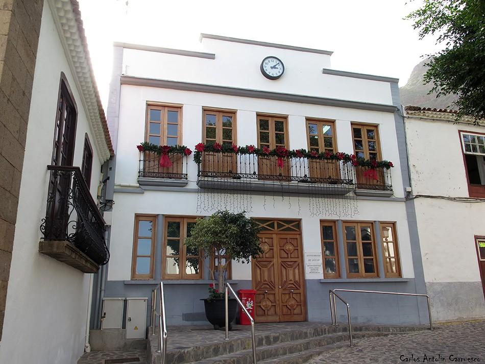 Agulo - La Gomera - ayuntamiento de Agulo