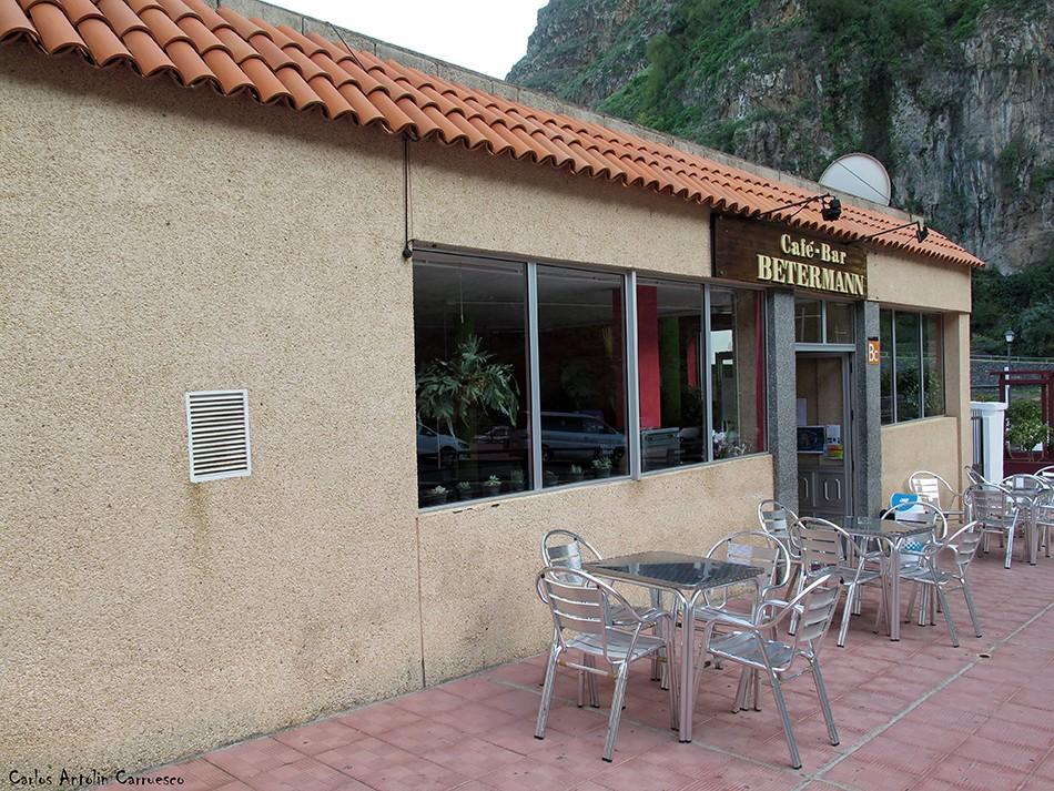 Agulo - Café Bar Betermann - La Gomera