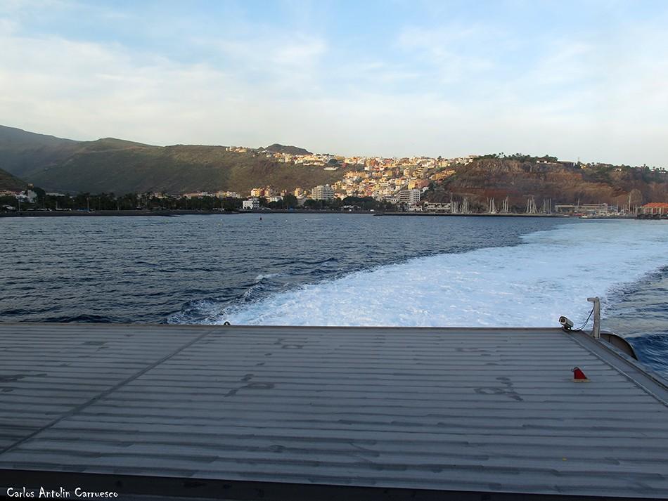San Sebastián de La Gomera - Naviera Fred Olsen - La Gomera
