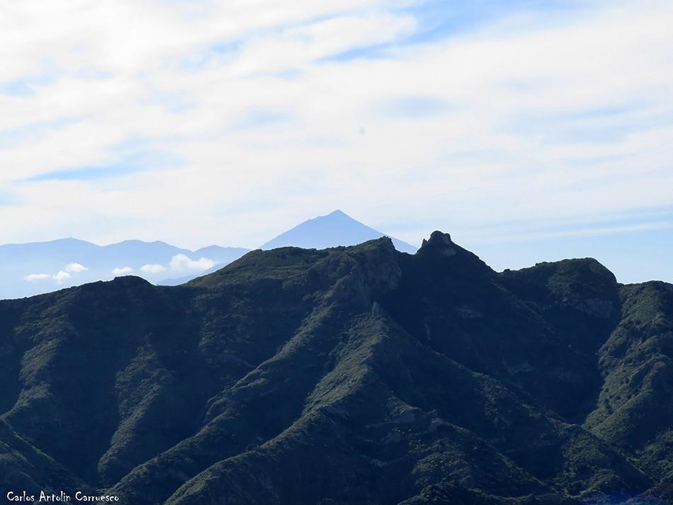 Teide desde Las Casillas - Anaga - Tenerife