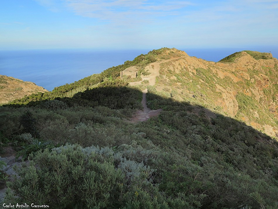 Montaña Tafada - Anaga - Tenerife