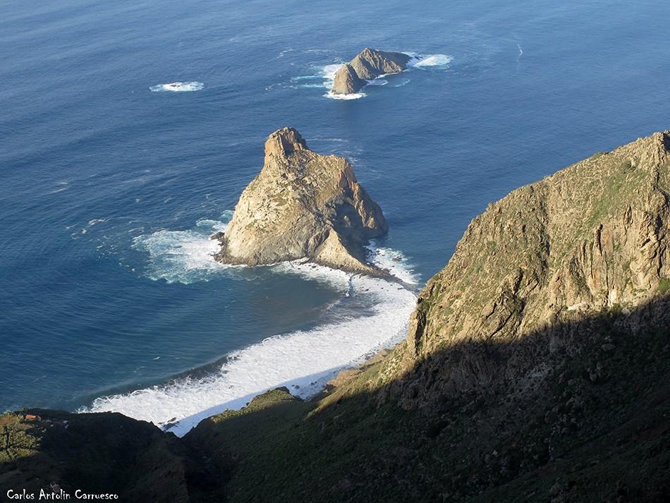 Roque de Dentro - Anaga - Tenerife