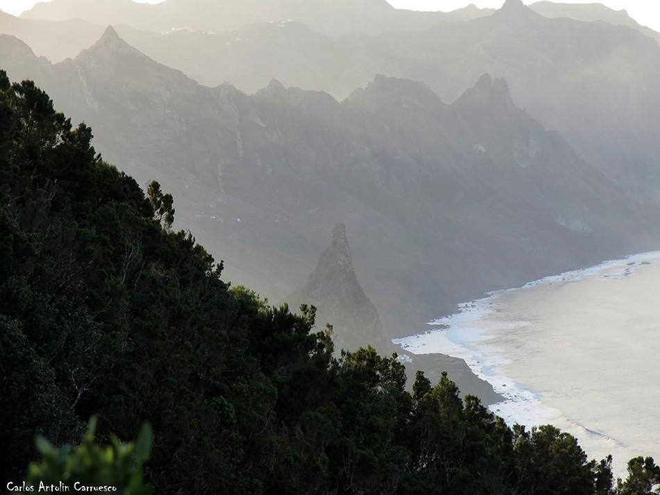 Parque Rural de Anaga - Tenerife - Las Ánimas
