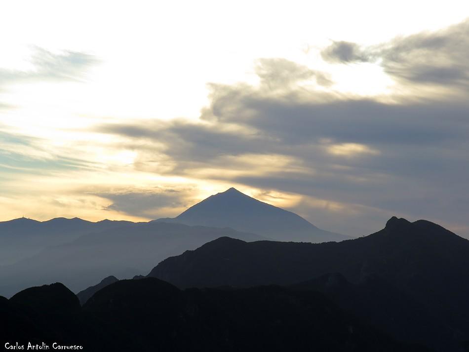Cabezo del Tejo - Anaga - Teide - Tenerife