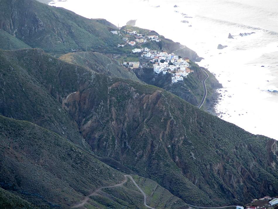 Almáciga - Anaga - Tenerife - Mirador Cabezo del Tejo