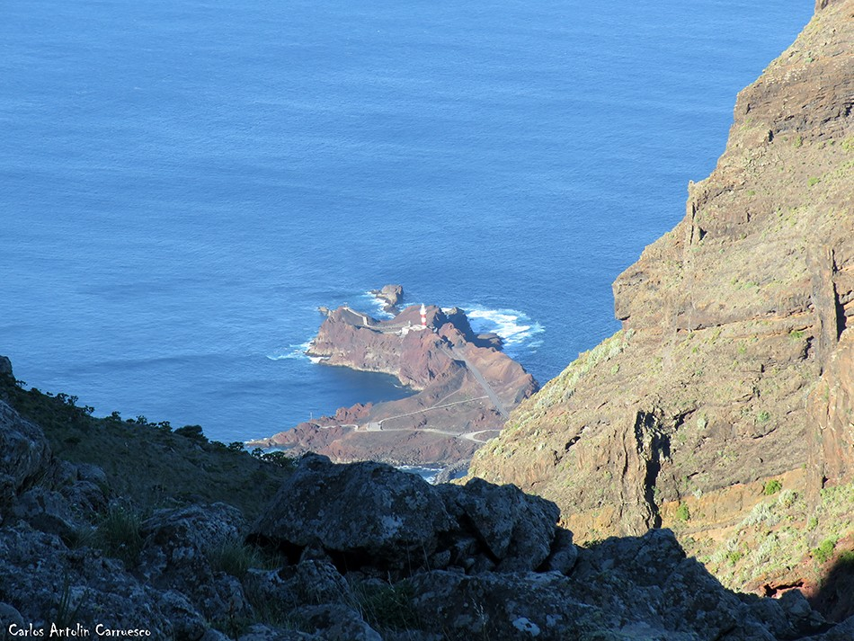 Punta de Teno - Faro de Teno - Los Poleos - Tenerife