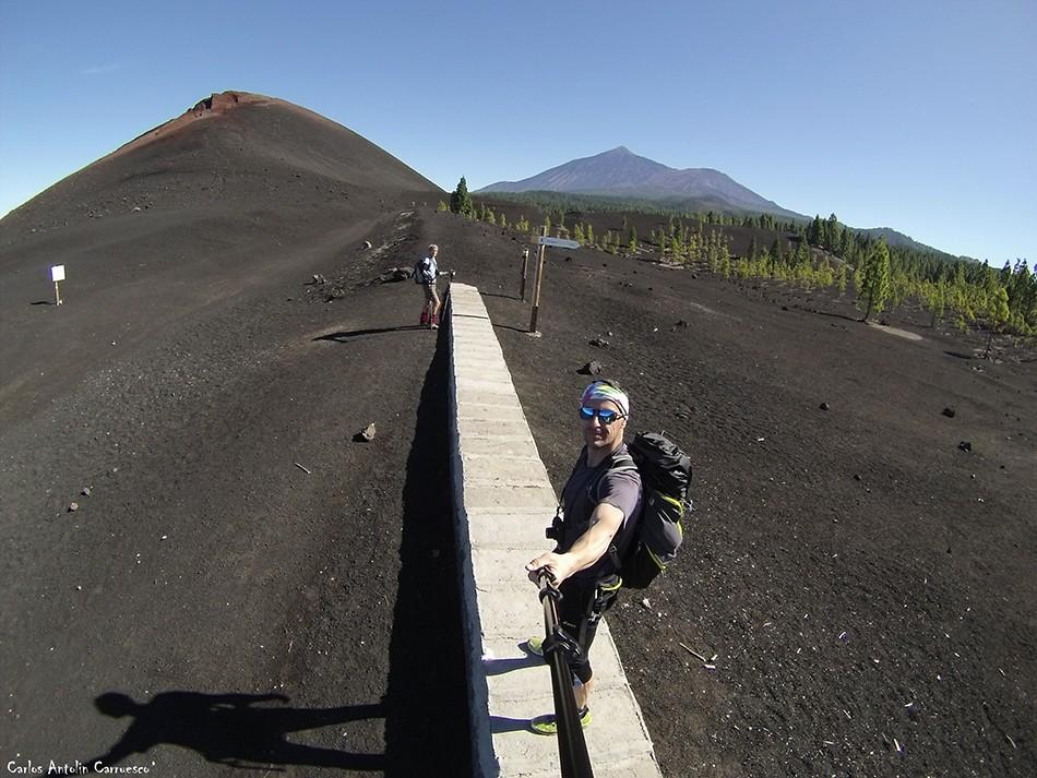Volcán de Garachico - Tenerife - Canal de Vergara