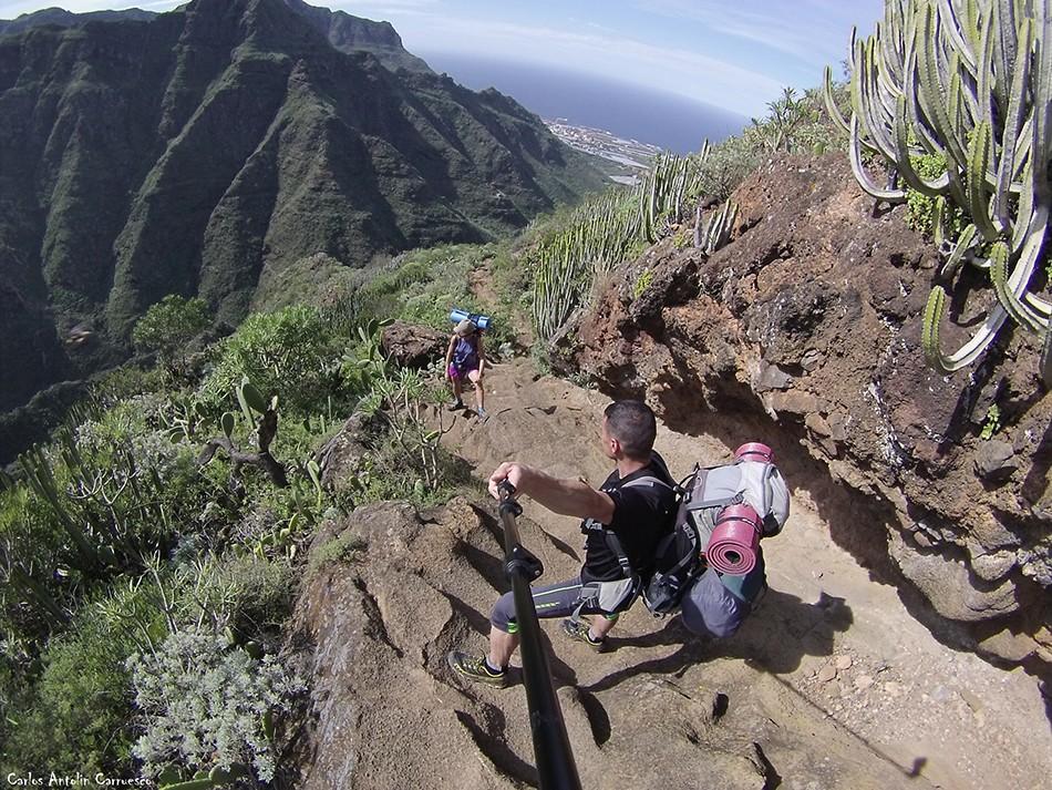 Sendero de Chinamada - Anaga - Tenerife