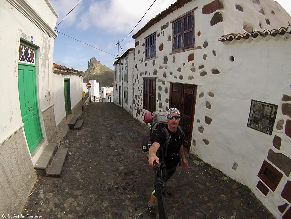 Camino Portugal - Taganana - Tenerife