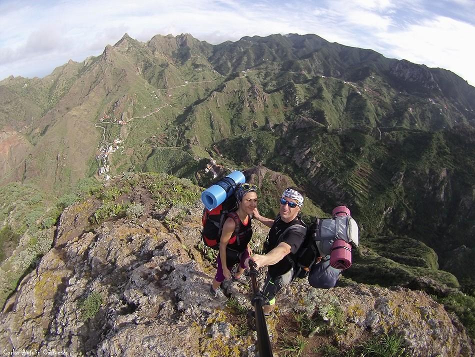 Lomo Centeno - Valle de Afur - Tenerife