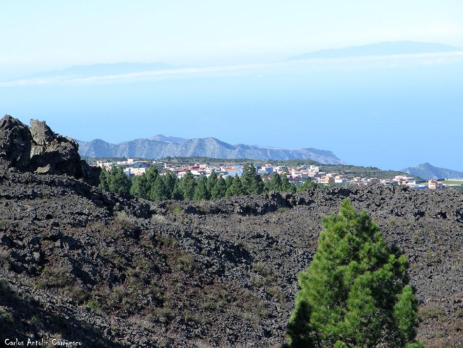 Volcán de Garachico - Tenerife - San José de los Llanos