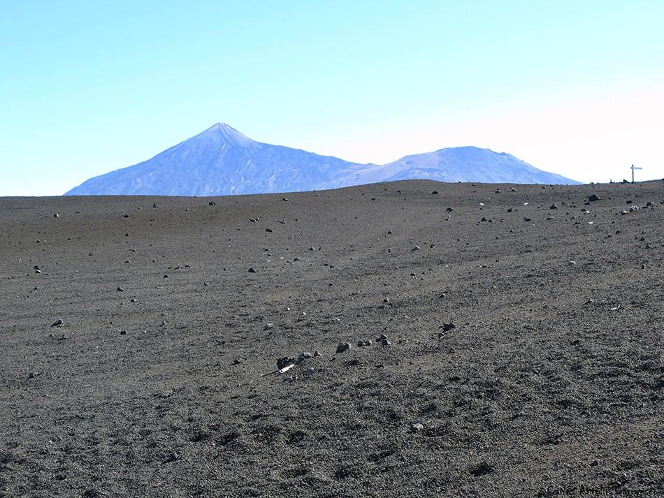 Volcán de Garachico - Tenerife - Teide - Pico Viejo