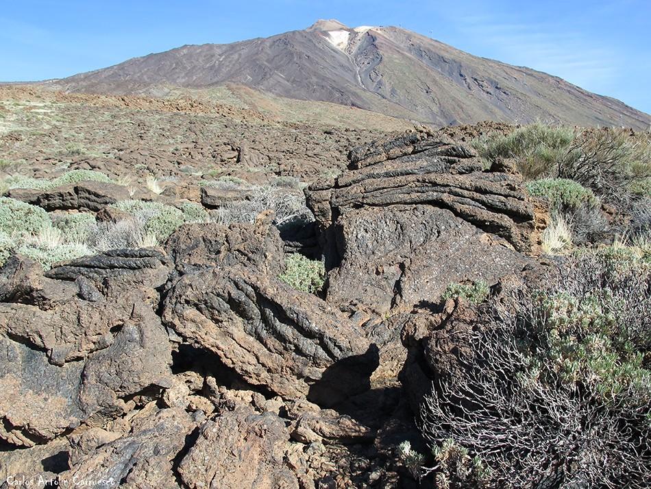 Regatones Negros - Ultra Bluetrail - Tenerife - Parque Nacional del Teide - Pico del Teide