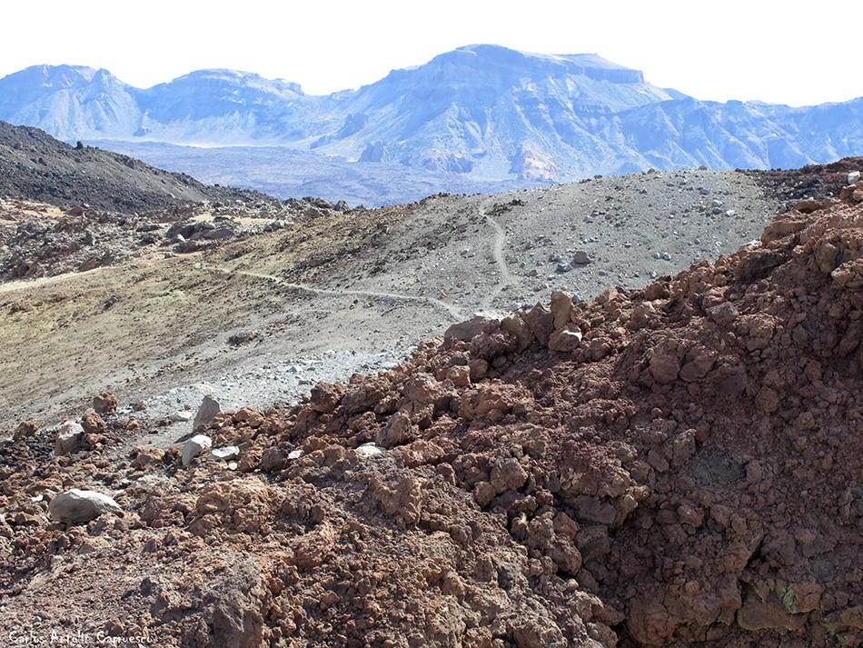 Pico Viejo - Cumbres de Ucanca - Tenerife