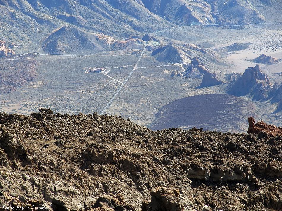 Parador Nacional del Teide - Roques de García - Tenerife - Parque Nacional del Teide