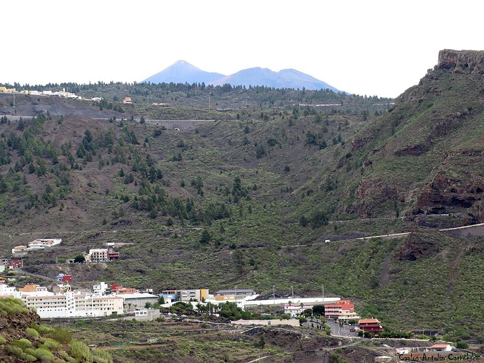 Tamaimo - Teno - Tenerife - teide - pico viejo