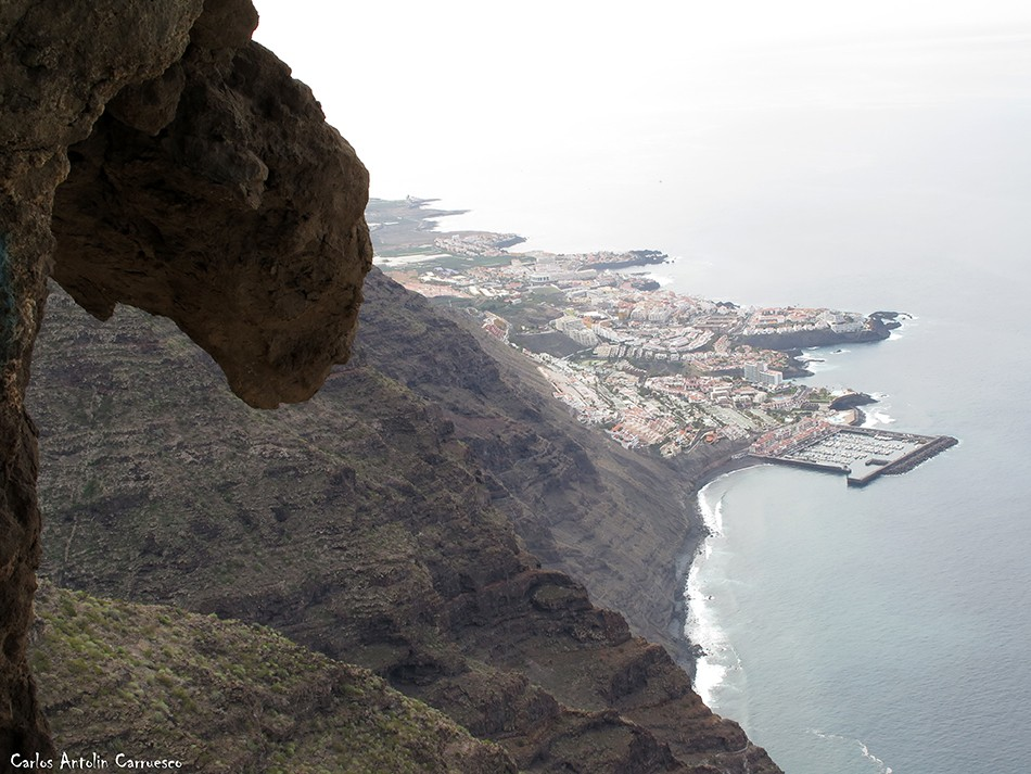 Los Gigantes - Teno - Tenerife - Puerto de Santiago - El Bujero