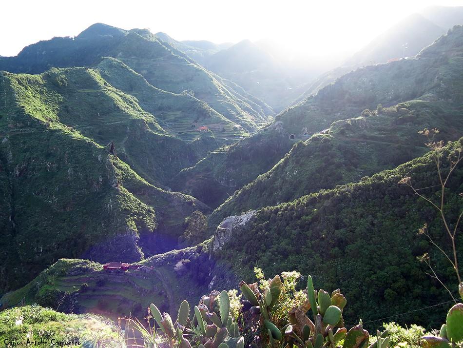 Los Batanes - Batán de Abajo - Anaga - Tenerife