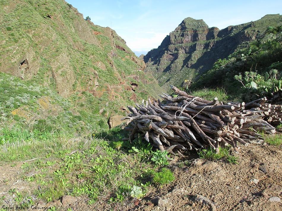 Barranco Seco - Canal de Bejía - Anaga - Tenerife