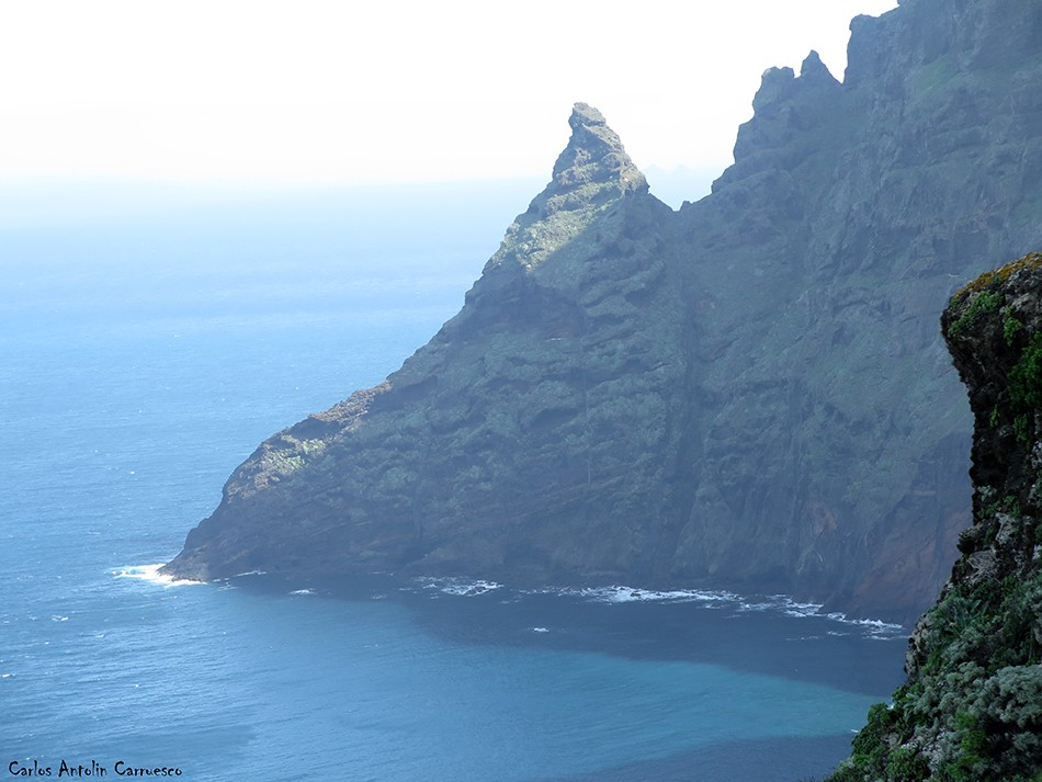 Chinamada - Anaga - Tenerife - Picacho de Magín