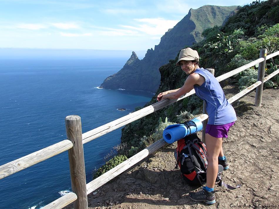 Chinamada - Anaga - Tenerife<br/>Picacho de Magín