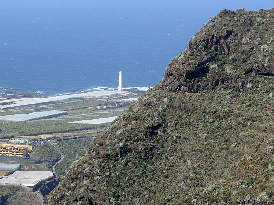 Chinamada - Anaga - Tenerife - faro de Punta del Hidalgo