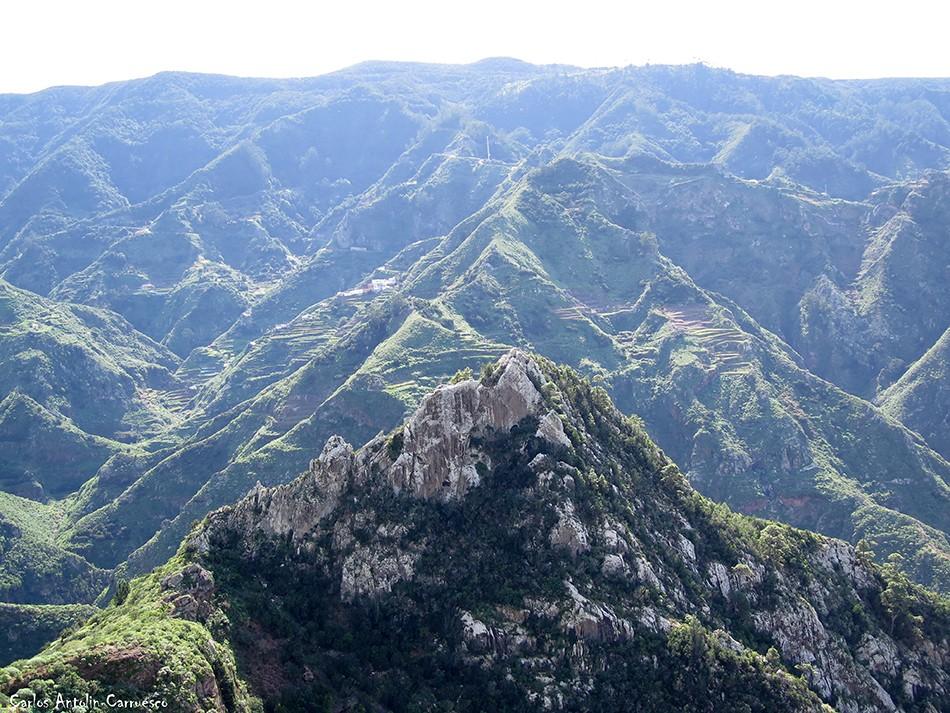 Los Batanes - Roque de Los Pinos - Tenerife