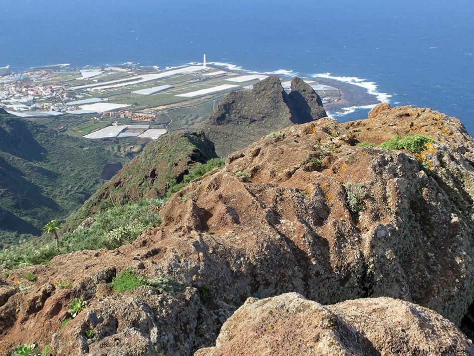 Mirador de Aguaide - Chinamada - Anaga - Tenerife - punta del hidalgo - roque dos hermanos