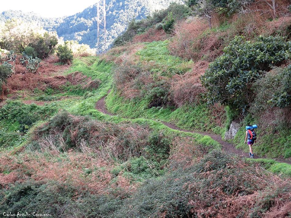 ILas Carboneras - Anaga - Tenerife