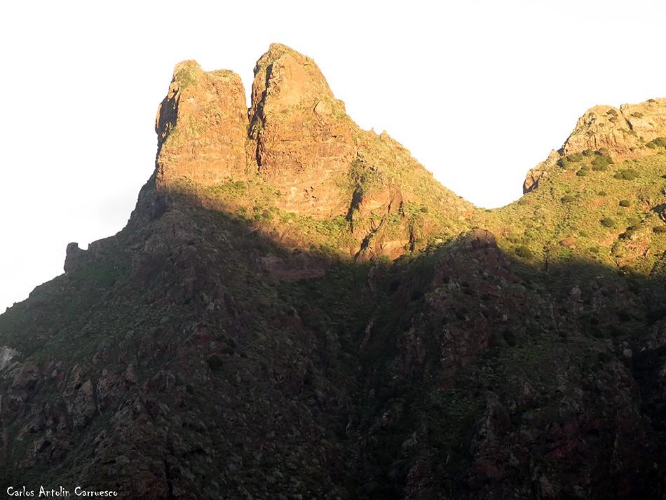 Roque Marrubial - Anaga - Tenerife