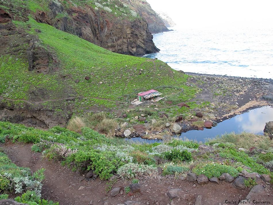 Barranco de Afur - Anaga - Tenerife - tamadiste