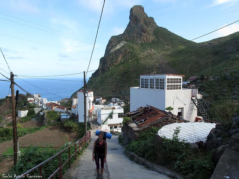 Taganana - Anaga - Tenerife - Roque de Las Ánimas