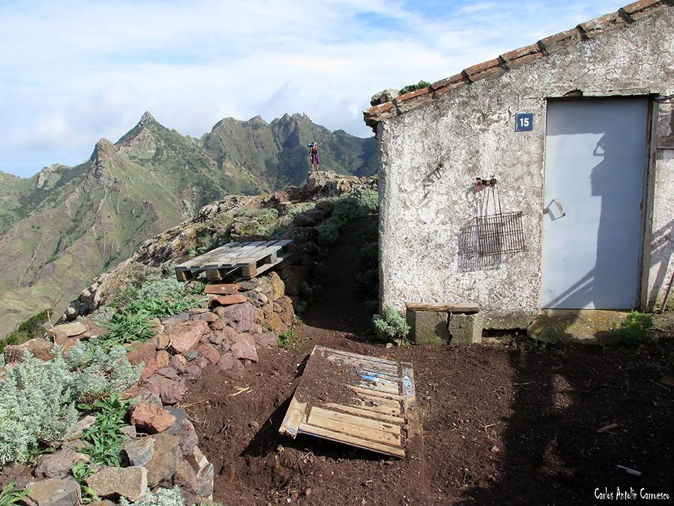 Lomo Centeno - Afur - Tenerife