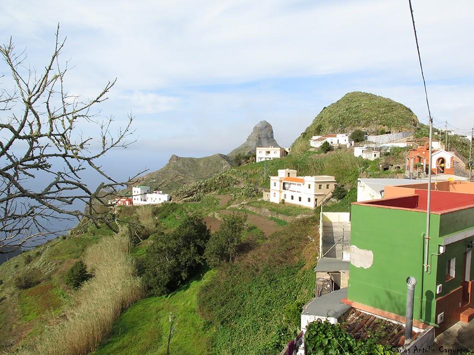 Taborno - Anaga - Tenerife - Roque de Taborno