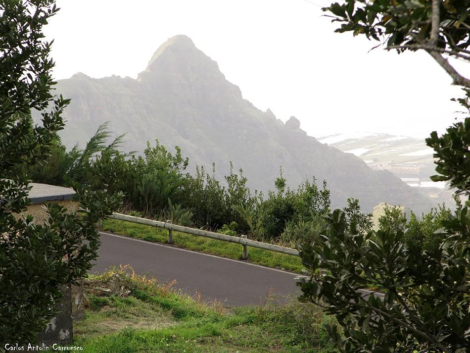 Carretera de Las Carboneras - Anaga - Tenerife