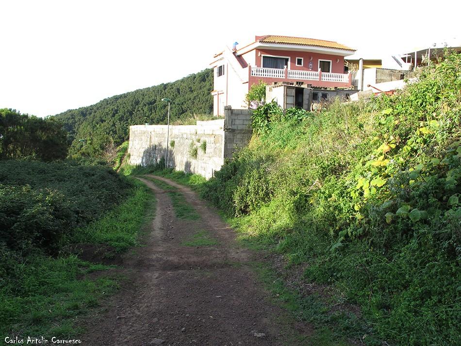 Cruz del Carmen - Anaga - Tenerifre