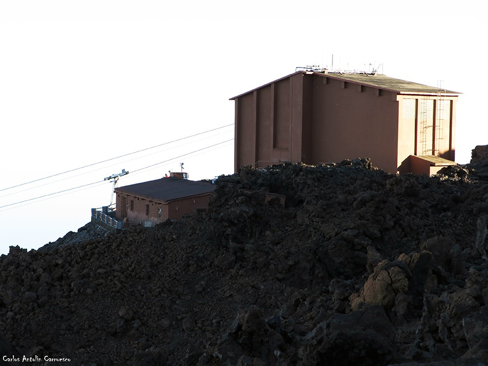 Teide - La Rambleta - Tenerife - teleférico del teide - la rambleta