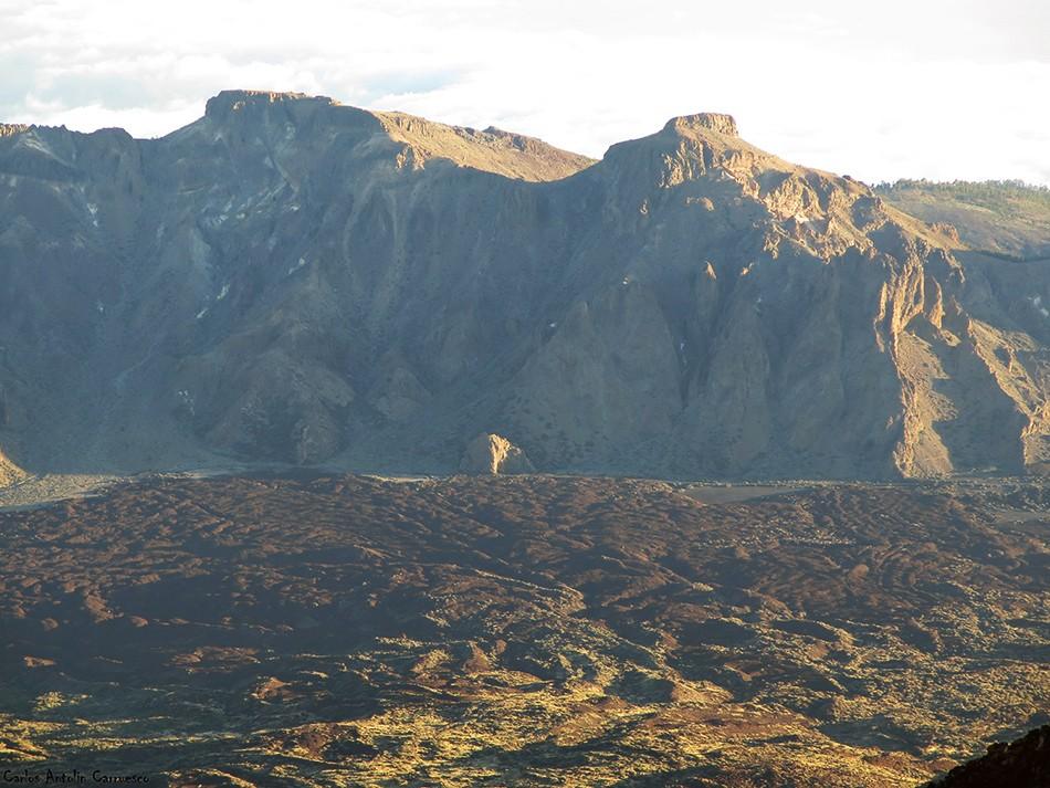 Teide - Telesforo Bravo - Tenerife - cumbres de ucanca - el sombrero