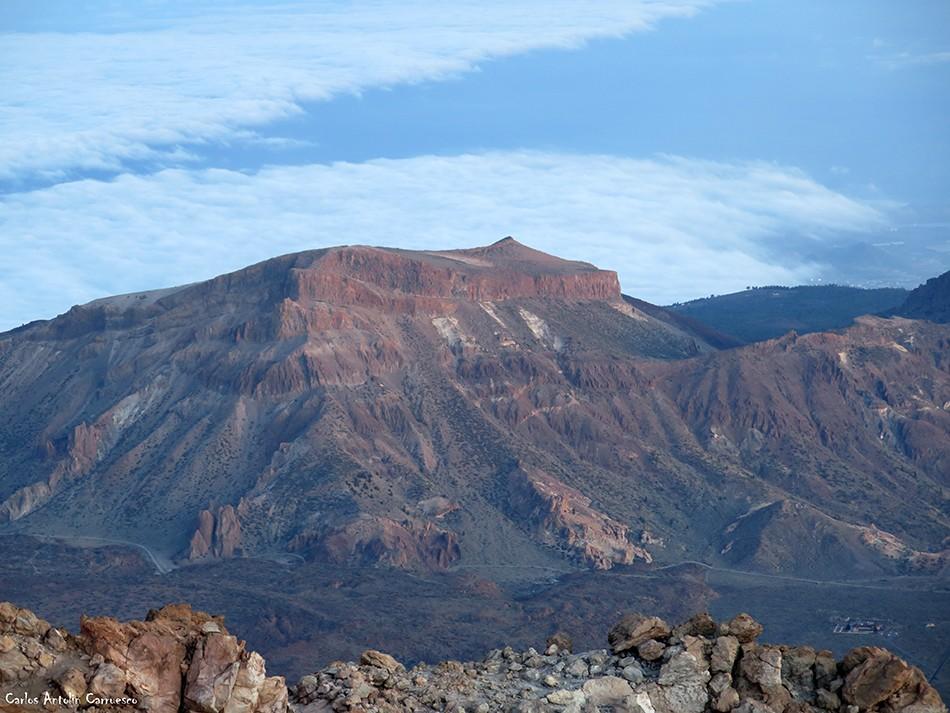 Pico y cráter del Teide - Tenerife - guajara - cumbres de ucanca