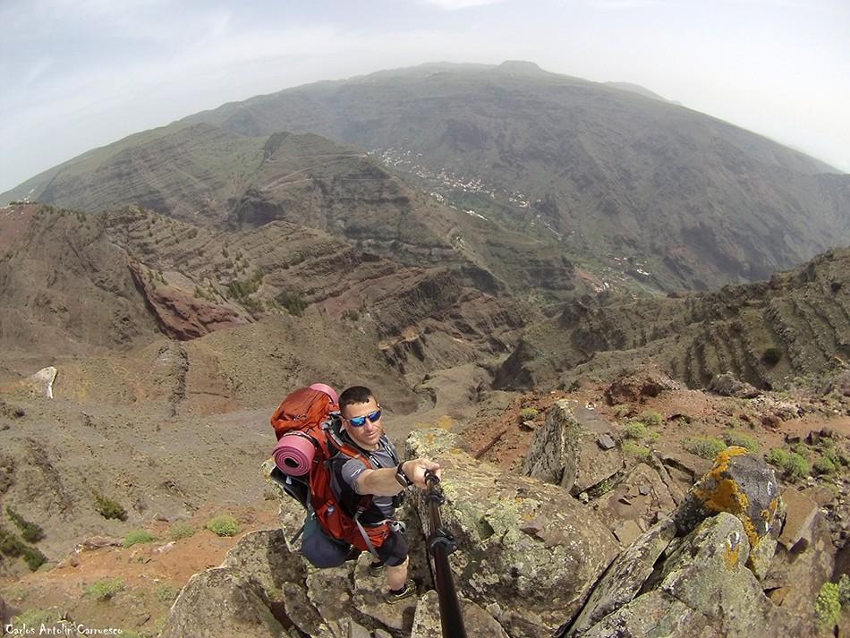 La Mérica - GR132 - La Gomera - Valle Gran Rey